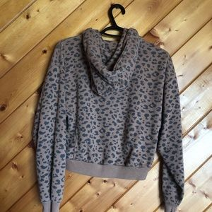 A&F Cropped Hoodie